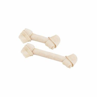 Uzel bůvolí kalciový 10 cm (5ks)