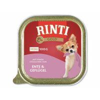 Vanička RINTI Gold kachna + drůbež (100g)