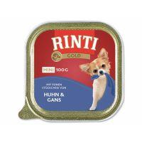 Vanička RINTI Gold kuře + husa (100g)