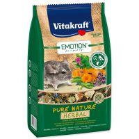 VITAKRAFT Emotion herbal činčila (600g)