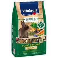 VITAKRAFT Emotion herbal králík (600g)