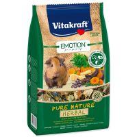 VITAKRAFT Emotion herbal morče (600g)