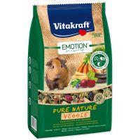 VITAKRAFT Emotion Veggie pro morčata (600g)