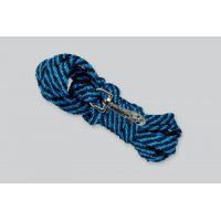 Vodítko pletené ploché 500 cm / šíře 15 mm