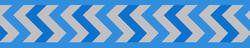 Vodítko RD 20 mm x 1,8 m - Ziggy Rfx - Stř.Modrá