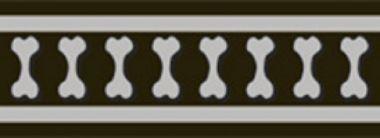 Vodítko RD přep. 12 mm x 2 m - Bones Rfx - Černá