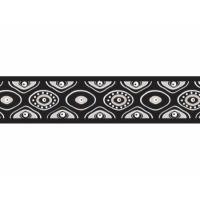 Vodítko RD přep. 12 mm x 2 m - Snake Eyes Black