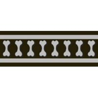 Vodítko RD přep. 25 mm x 2 m - Bones Rfx - Černá