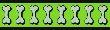 Vodítko RD přep. 25 mm x 2 m- Bones Rfx- Limetková