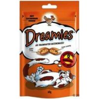 WHISKAS poch. DREAMIES kuřecí 60g