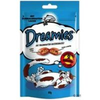 WHISKAS poch. DREAMIES losos 60g