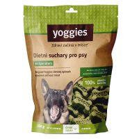 Yoggies dietní bezlepkové suchary pro psy bez masa a lepku se špenátem 150g