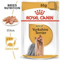 ROYAL CANIN Yorkshire Loaf kapsička s paštikou pro jorkšíra 12x