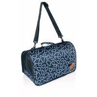 ZANZIBAR přepravní taška S modrá