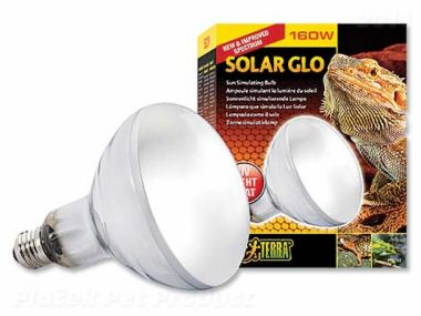 Žárovka EXO TERRA Solar Glo/ Sun Simulating Bulb  (160W)