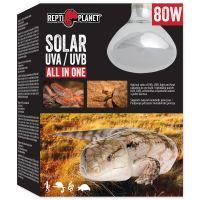 Žárovka REPTI PLANET Solar UVA & UVB (80W)